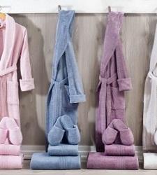 Халаты и тапочки TAC